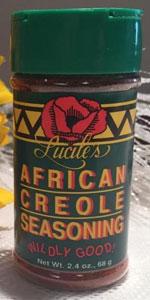 Lucile's African Seasoning