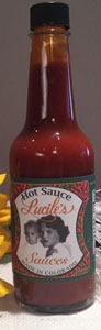 Lucile's Hot Sauce