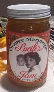 Lucile's Orange Marmalade