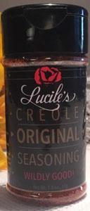 Lucile's Original Seasoning