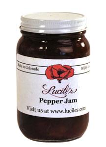 Lucile's Pepper Jam